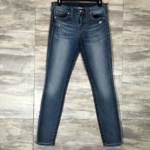 True Religion Super Skinny Jeans size 29
